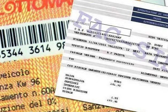 Bollo auto, referendum per abolirlo in Lombardia