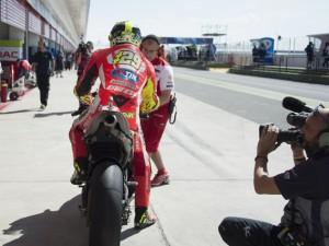 Andrea Iannone / Ducati team