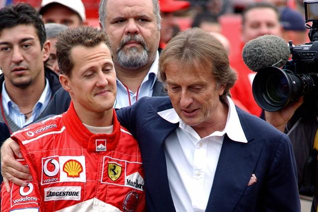 Montezemolo: ?Monza? In Ferrari avrei fatto come la Mercedes?