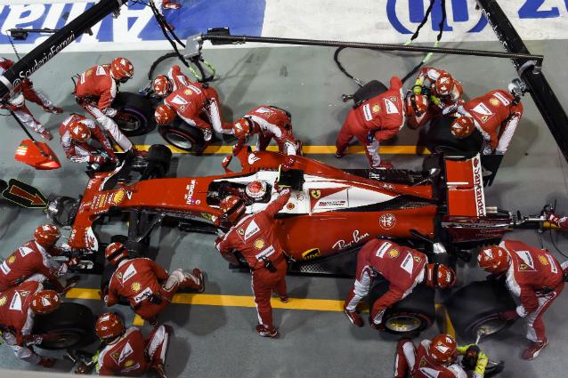 GP Singapore, Ferrari: la prigionia del sogno continua
