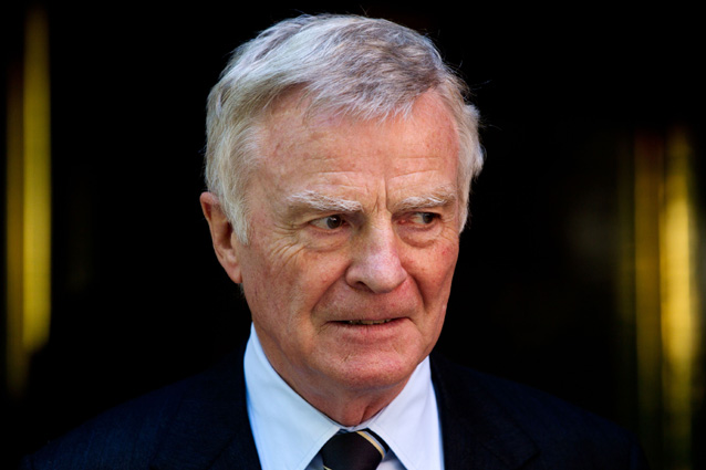 Max Mosley – Getty Images