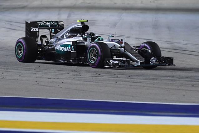 Nico Rosberg – Getty Images