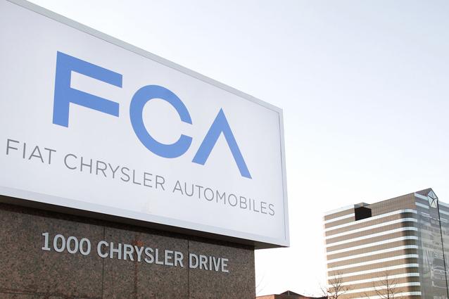Software difettoso, Fca costretta a richiamare 1,25 milioni di veicoli negli Usa