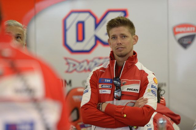 Casey Stoner – Getty Images