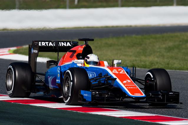 Formula 1, Gp Abu Dhabi: il britannico King in pista con la Manor