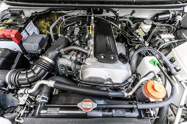 Motore Suzuki Jimny Shinsei