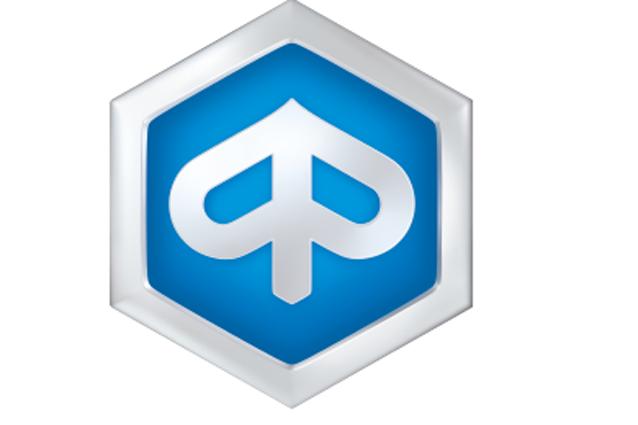 Il logo Piaggio