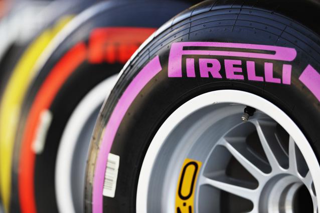 Le gomme scelte dalla Pirelli – Getty Images