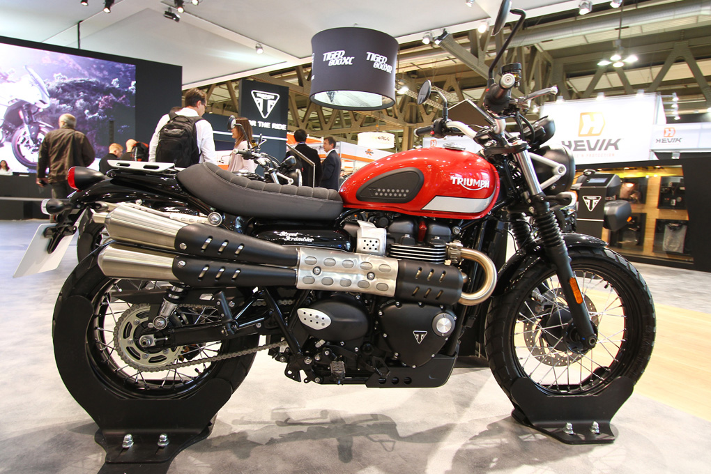 new triumph scrambler 2017 pictures to pin on pinterest pinsdaddy. Black Bedroom Furniture Sets. Home Design Ideas