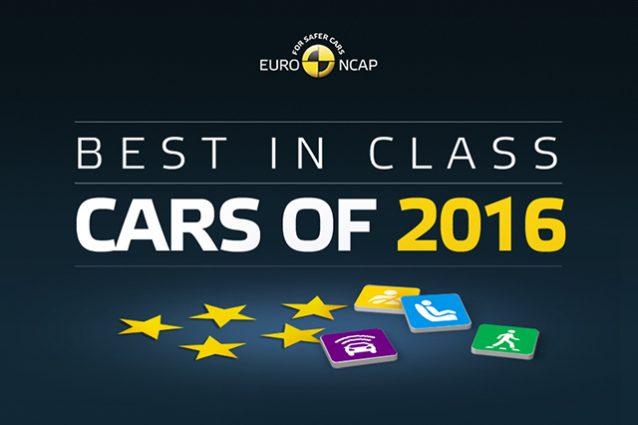 Auto più sicure 2016 Euro NCAP