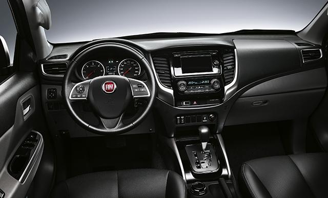 Interni Fiat Fullback