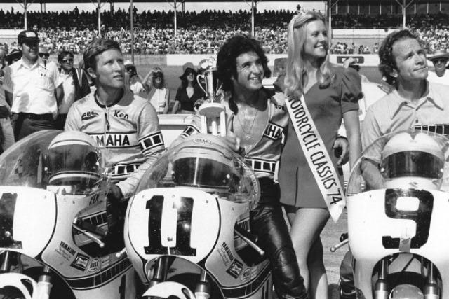 Agostini podio