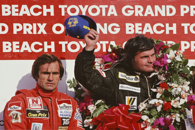 Alan Jones – Getty Images