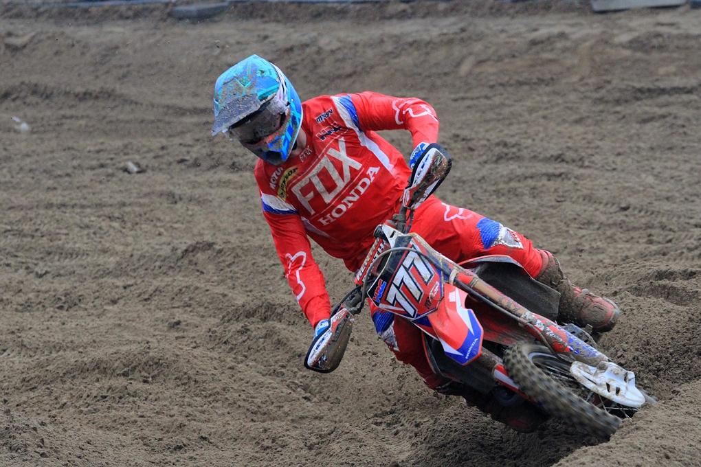 Evgeny Bobryshev, campione in carica nella classe Elite