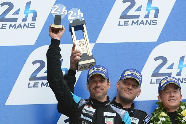Dempsey 24ore Le Mans
