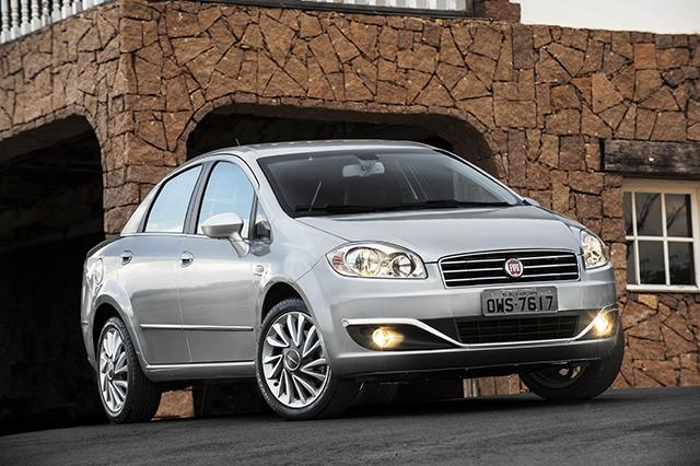 Fiat Linea Brasile
