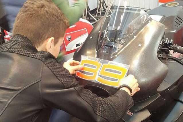 "MotoGP, Lorenzo: ""Ducati è qualcosa di speciale"""