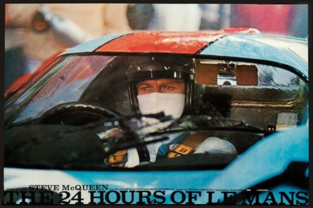 McQueen 24ore Le Mans