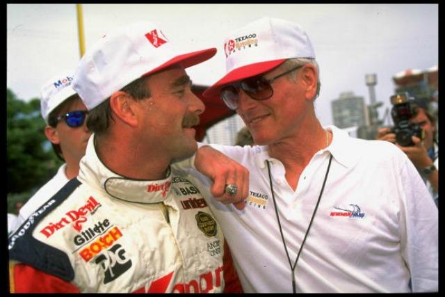 Newman e Mansell