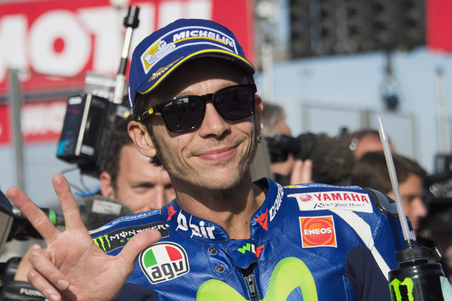 Valentino Rossi – Getty Images