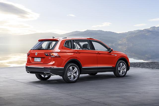 Volkswagen Tiguan Detroit