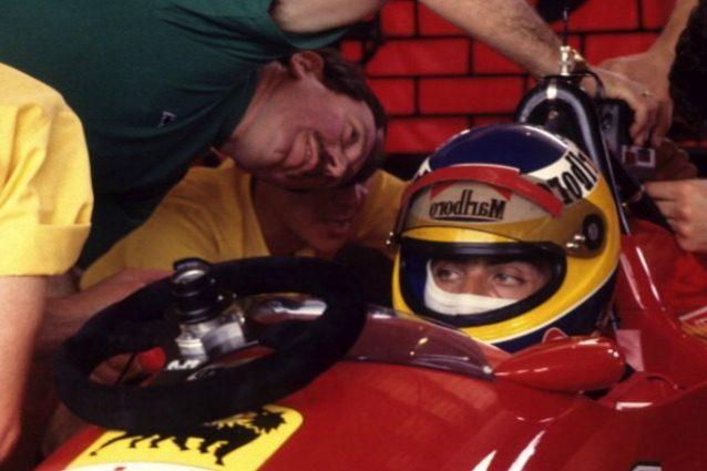 Alboreto Ferrari