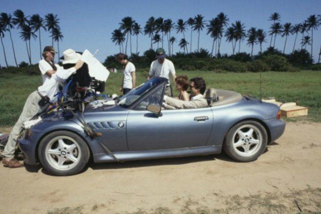 BMW Z3 GoldenEye