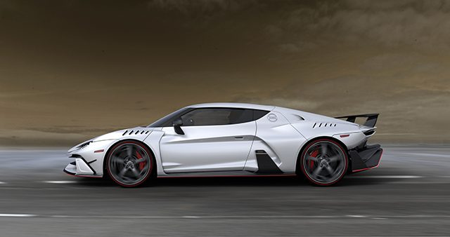 Italdesign supercar