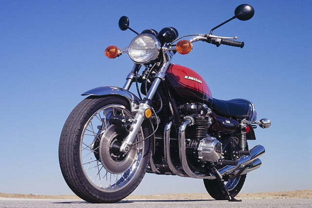 1973 Kawasaki 900 Z-1 Motorcycle