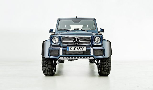 Mercedes Maybach Classe G