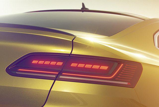 Teaser 2 Volkswagen Arteon
