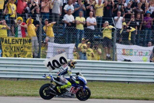 GP Assen, Valentino Rossi: