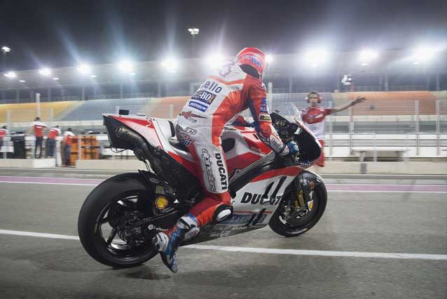 Andrea Dovizioso / Getty Images