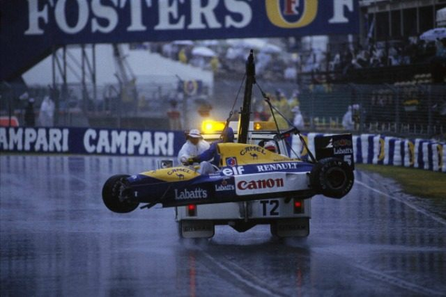 Copertina Australia 1991