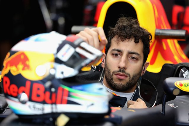 Daniel Ricciardo – Getty Images