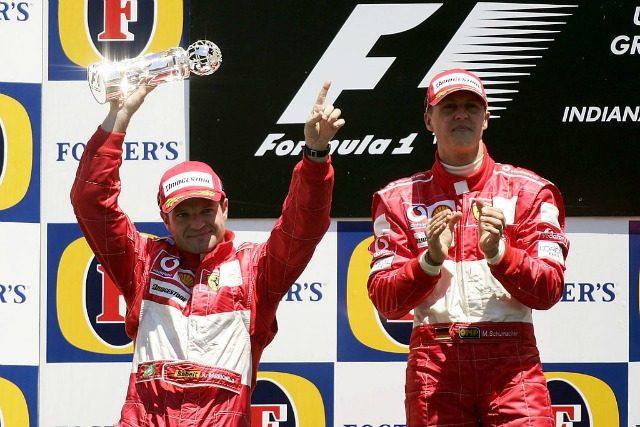 Dominio Ferrari 2004