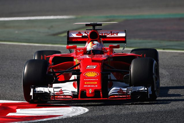 La nuova Ferrari SF70H – Getty Images