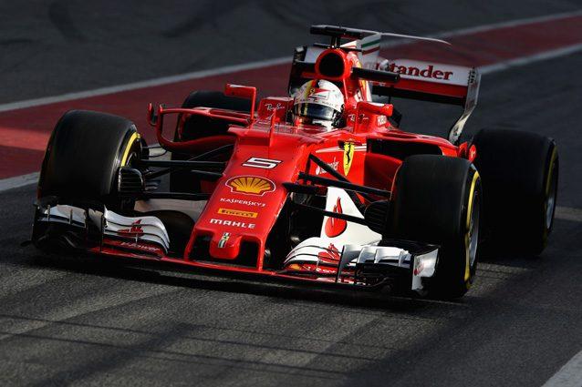 Ferrari – Getty Images