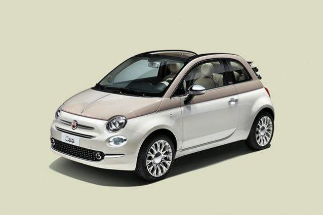 Fiat 500 60 anniversario