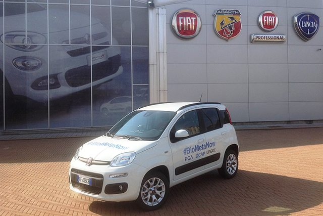 Fiat Panda Natural Power Biogas
