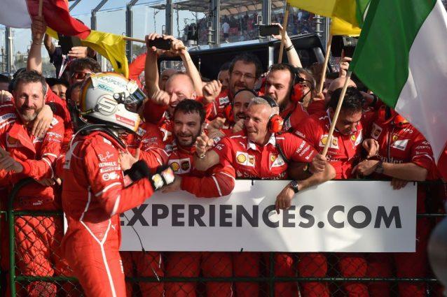 Da Singapore a Melbourne, la Ferrari trionfa (finalmente) dopo 2 anni
