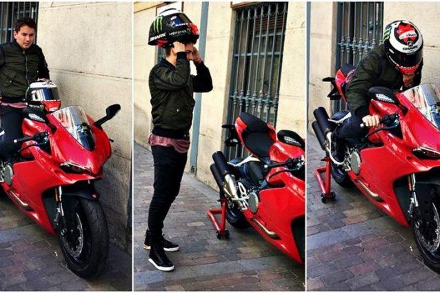 Jorge Lorenzo / Motociclismo.es