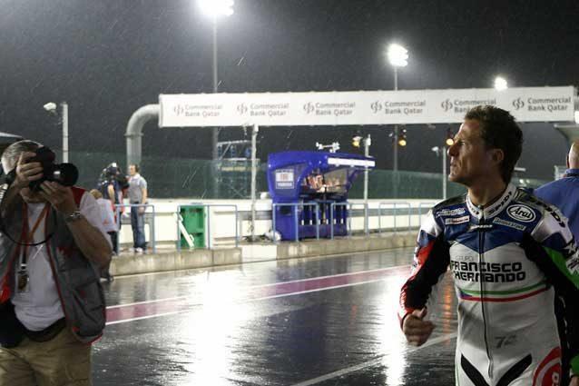 MotoGp: in Qatar, in caso di pioggia, decideranno i piloti