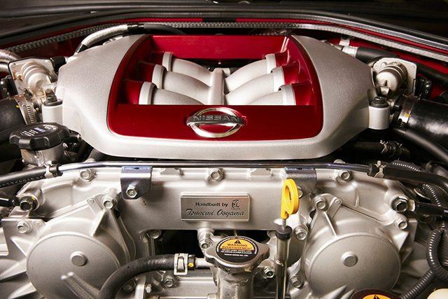Motore Nissan GT-R
