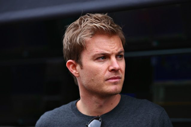 Nico Rosberg – Getty Images