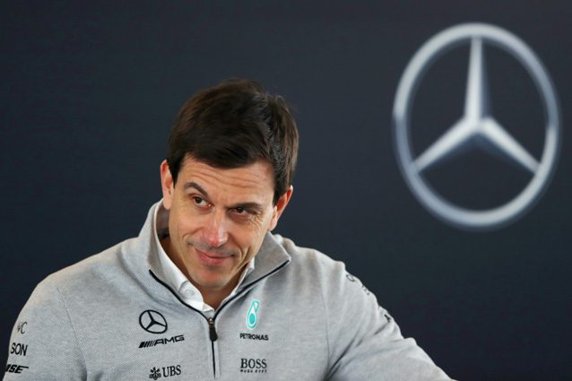 Toto Wolff – Getty Images
