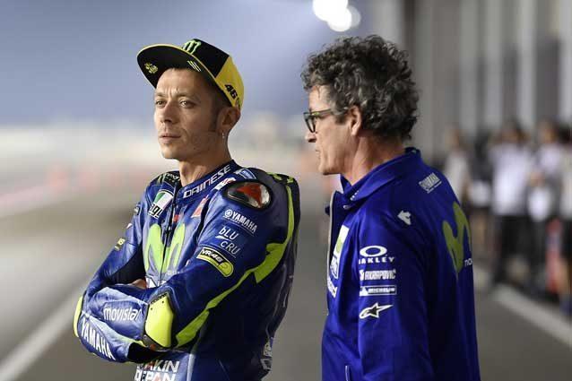 MotoGp, allarme Valentino Rossi: realtà o pretattica?