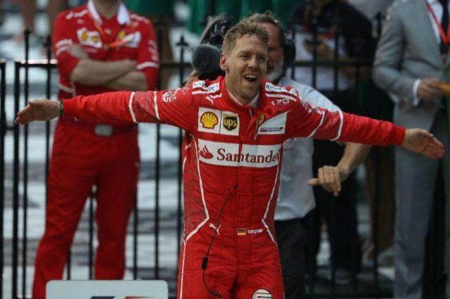 Vittoria Vettel