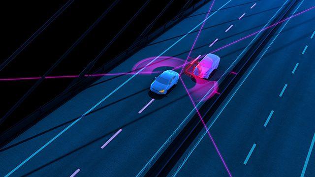 Volvo Blind Spot Information