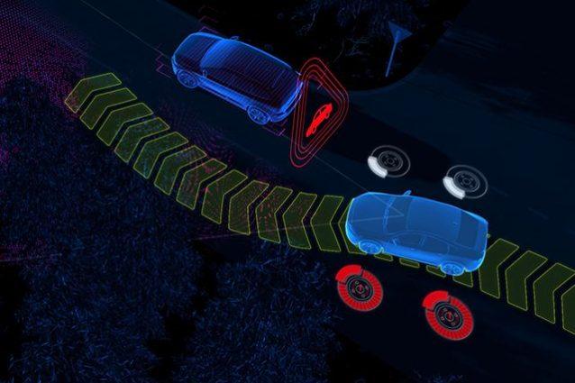 Volvo Sterzata automatica
